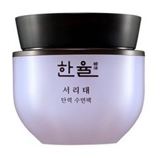HanYul Seo Ri Tae Firming Sleeping Pack 80ml korean cosmetic skincare product online shop malaysia singapore indonesia