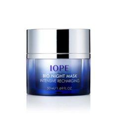 IOPE Bio Night Mask Intensive Recharging 50ml korean cosmetic skincare shop malaysia singapore indonesia