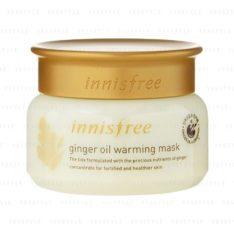 Innisfree Ginger Oil Warming Mask 80g korean cosmetic skincare shop malaysia singapore indonesia