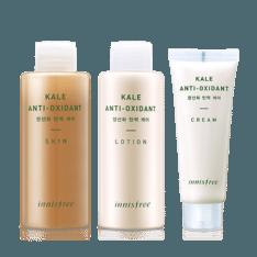 Innisfree Super Food Package_KALE korean cosmetic skincare shop malaysia singapore indonesia