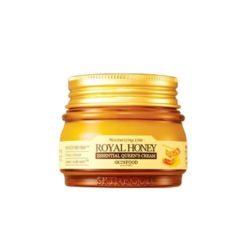 SkinFood Royal Honey Essential Queens Cream 62ml korean cosmetic skincare shop malaysia singapore indonesia