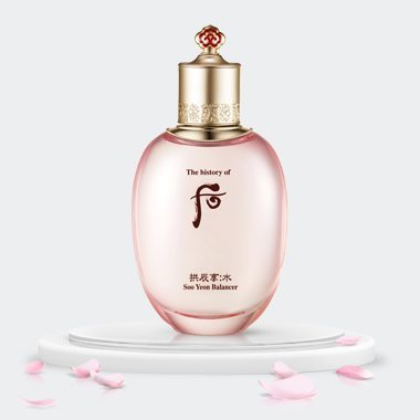 The History of Whoo Gongjinhyang Soo Yeon Balancer 150ml korean cosmetic skincare shop malaysia singapore indonesia