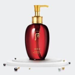 The History of Whoo Jinyulhyang Essential Cleansing Oil 200ml korean cosmetic skincare shop malaysia singapore indonesia