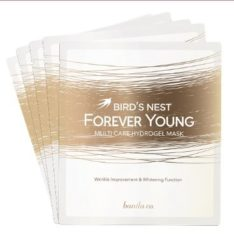 Banila Co Birds Nest Forever Young Multi Care Hydrogel Mask Sheet 30g x 5 korean cosmetic skincare shop malaysia singapore indonesia