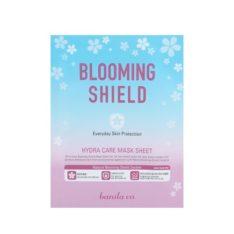 Banila Co Blooming Shield Hydra Care Mask Sheet 22g korean cosmetic skincare shop malaysia singapore indonesia