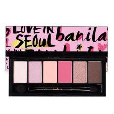 Banila Co Fall in Seoul Eye Shadow Palette 5.8g korean cosmetic skincare shop malaysia singapore indonesia