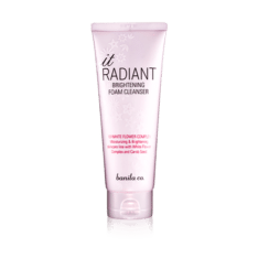 Banila Co It Radiant Brightening Foam Cleanser 150ml korean cosmetic skincare shop malaysia singapore indonesia