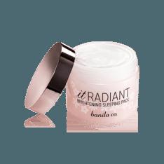 Banila Co It Radiant Brightening Sleeping Pack 100ml korean cosmetic skincare shop malaysia singapore indonesia