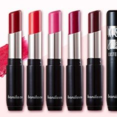 Banila Co Kiss Collector Luster Lipstick 4.2g korean cosmetic skincare shop malaysia singapore indonesia