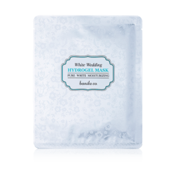 Banila Co White Wedding Hydrogel Mask 35g korean cosmetic skincare shop malaysia singapore indonesia