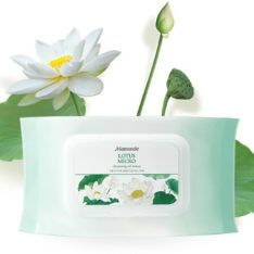 Mamonde Lotus Micro Cleansing Oil Tissue 250g [50 sheet] korean cosmetic skincare shop malaysia singapore indonesia