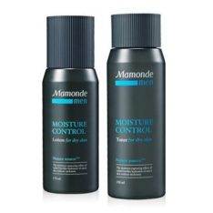 Mamonde MEN Men Moisture Control Set Toner 190 + Lotion 170ml korean cosmetic men skincare product online shop malaysia vietnam germany