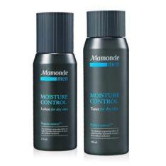 Mamonde MEN Men Moisture Control Set Toner 190 + Lotion 170ml korean cosmetic men skincare product online shop malaysia vietnam germany