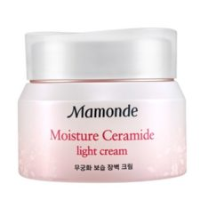 Mamonde Moisture Ceramide Light Cream 50ml korean cosmetic skincare  product online shop malaysia  italy thailand