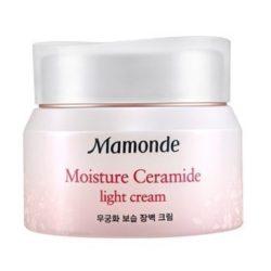 Mamonde Moisture Ceramide Light Cream 50ml korean cosmetic skincare  product online shop malaysia  italy thailand
