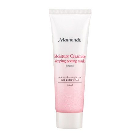 Mamonde Moisture Ceramide Sleeping Peeling Mask 80ml korean cosmetic  skincare prodcut online shop malaysia italy thailand