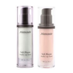 Mamonde Soft Bloom Make Up Base SPF 24 PA++ 30ml korean cosmetic makeup product online shop malaysia china india