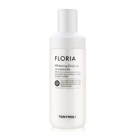 TONYMOLY Floria Whitening Emulsion Malaysia Philippines Myanmar Taiwan