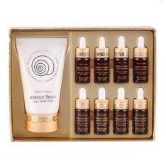 TONYMOLY Intense Care Snail Ampoule Set korean cosmetic skincare shop malaysia singapore indonesia