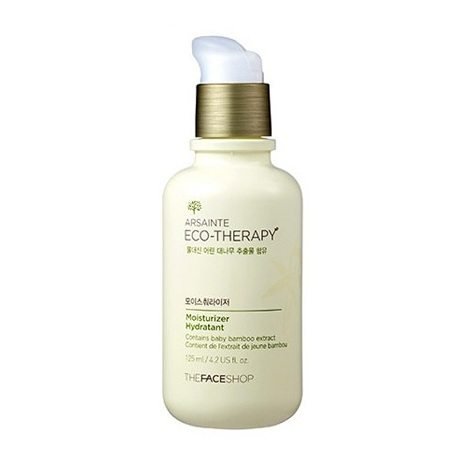 The Face Shop Arsainte Eco Therapy Moisturizer Hydratant 125ml korean cosmetic skincare product online shop malaysia  japan china