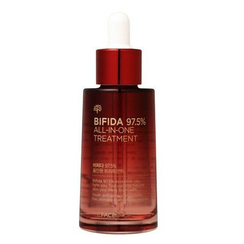 The Face Shop Bifida 97.5 All In One Treatment 50ml korean cosmetic skincare product online shop malaysia japan china