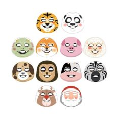 The Face Shop Charactor Mask 23g korean cosmetic skincare product online shop malaysia  japan china
