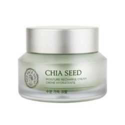 The Face Shop Chia Seed Moisture Recharge Cream 50ml korean cosmetic skincare product online shop malaysia  japan china
