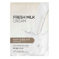 The Face Shop Fresh Milk Cream Face Mask 30g korean cosmetic skincare product online shop malaysia japan china