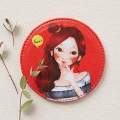 Tina. S Pocket Mirror korean cosmetic skincare shop malaysia singapore indonesia