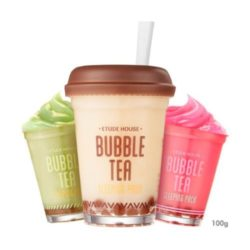 Etude House Bubble Tea Sleeping Pack 100g korean cosmetic skincare shop malaysia singapore indonesia