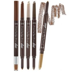 Etude House Drawing Eye Brow Duo 0.8g korean cosmetic skincare shop malaysia singapore indonesia