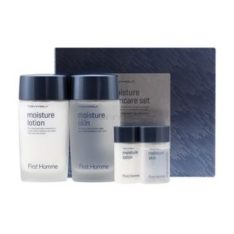 TONYMOLY First Homme Moisture SkinCare Set 350ml korean cosmetic skincare shop malaysia singapore indonesia