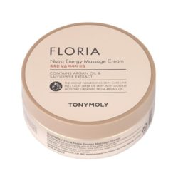 TONYMOLY Floria Nutra Energy Massage Cream korean cosmetic skincare product online shop malaysia china usa