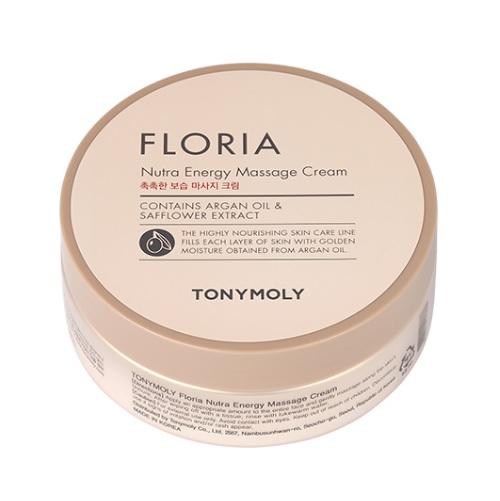 TONYMOLY Floria Nutra Energy Massage Cream korean cosmetic skincare product online shop malaysia china usa
