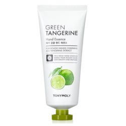 TONYMOLY Green Tangerine Hand Essence korean cosmetic skincare product online shop malaysia china usa