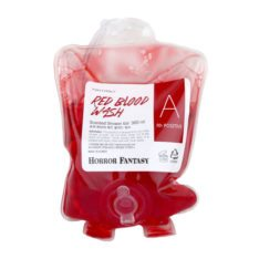 TONYMOLY Horror Fantasy Red Blood Wash 300ml korean cosmetic skincare shop malaysia singapore indonesia