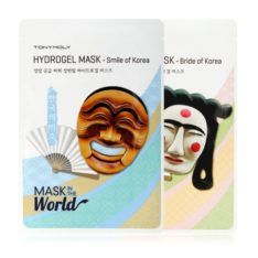TONYMOLY Mask In The World Hydrogel Mask 30g korean cosmetic skincare shop malaysia singapore indonesia