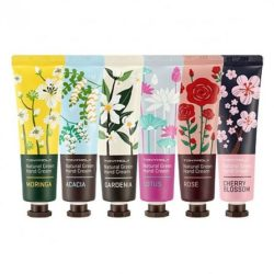 TONYMOLY Natural Green Flower Hand Cream 30ml korean cosmetic skincare shop malaysia singapore indonesia