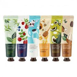 TONYMOLY Natural Green Hand Cream 30ml korean cosmetic skincare shop malaysia singapore indonesia