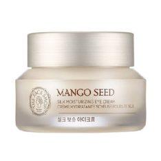 The Face Shop Mango Seed Silk Moisturizing Eye Cream 30ml korean cosmetic skincare  product online shop malaysia japan china