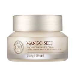 The Face Shop Mango Seed Silk Moisturizing Eye Cream 30ml korean cosmetic skincare  product online shop malaysia japan china