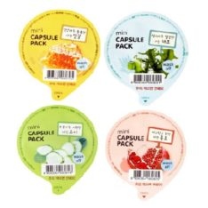The Face Shop Mini Capsule Pack 10ml x 4pcs set korean cosmetic skincare product online shop malaysia japan china