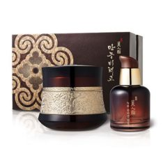 The Face Shop Myeonghan Miindo All in One Cream 70ml and Collgen Ampoule Serum 32ml korean cosmetic skincare product onlne shop malaysia japan china