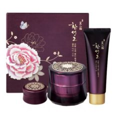The Face Shop Myeonghan Miindo Hwansaenggo Gold Eyecream Special Set korean cosmetic skincare product online shop malaysia japan china