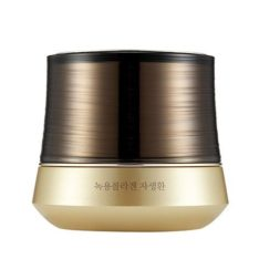 The Face Shop Nokyong Collagen Contour Lift Gold Capsule Cream 50g korean cosmetic skincare product online shop malaysia japan china