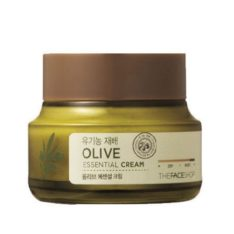 The Face Shop Olive Essential Cream 50ml korean cosmetic skincare product  online shop malaysia japan china