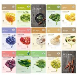The Face Shop Real Nature Mask Sheet 20g x 3 pcs korean cosmetic skincare product online shop malaysia japan china