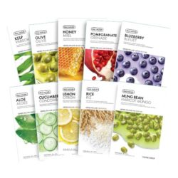 The Face Shop Real Nature Mask Sheet korean cosmetic skincare product online shop malaysia china india