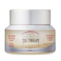 The Face Shop The Therapy Secret Made Anti Aging Cream 50ml  korean cosmetic skincare product online shop malaysia japan china
