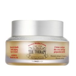 The Face Shop Therapy Secret-Made Anti Aging Eye Cream 32ml korean cosmetic skincare product online shop malaysia japan china